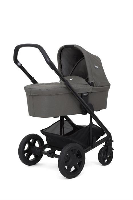 Joie -  Carucior multifunctional 2 in 1 Chrome Foggy Gray 5