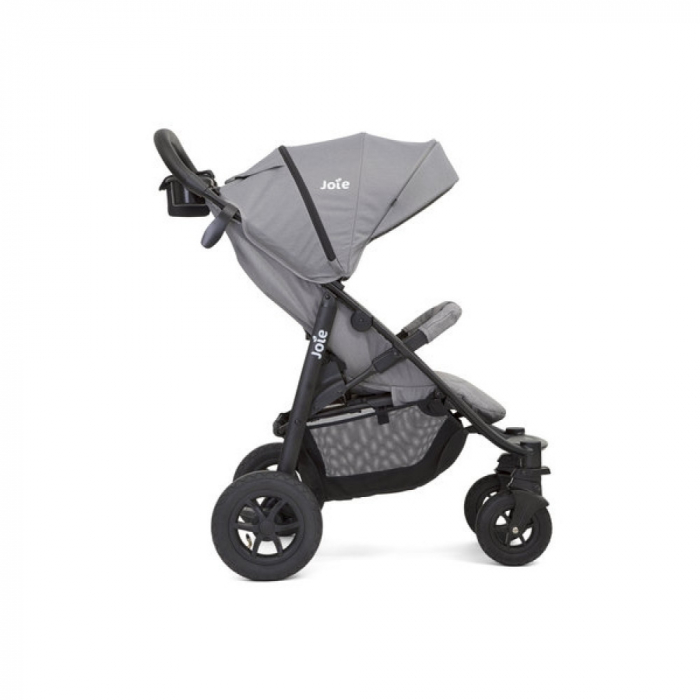 Joie - Carucior Multifunctional Litetrax 4 Air Gray Flannel 3