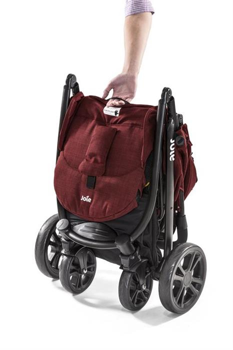 Joie - Carucior Multifunctional Litetrax 4 Flex Liverpool Red 7
