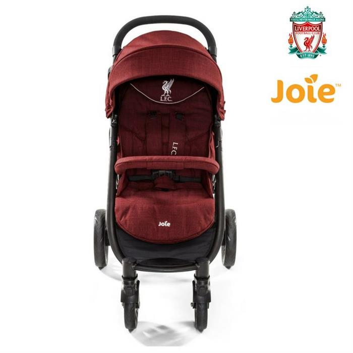 Joie - Carucior Multifunctional Litetrax 4 Flex Liverpool Red 8