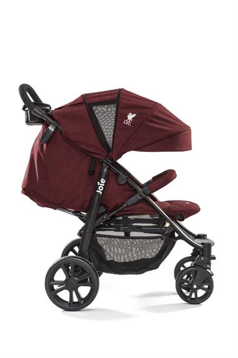 Joie - Carucior Multifunctional Litetrax 4 Flex Liverpool Red 5