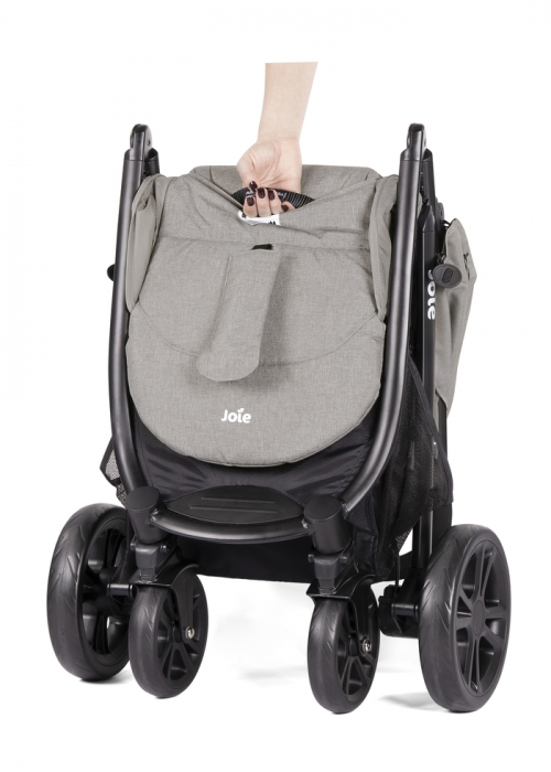 Joie - Carucior Multifunctional Litetrax 4 Gray Flannel 5