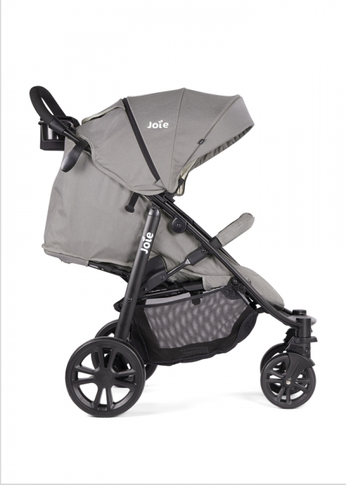 Joie - Carucior Multifunctional Litetrax 4 Gray Flannel 2