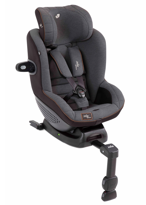 Joie - Scaun auto rear facing I-Quest Signature Noir, nastere-105 cm 9