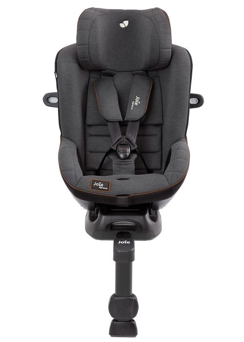 Joie - Scaun auto rear facing I-Quest Signature Noir, nastere-105 cm 7