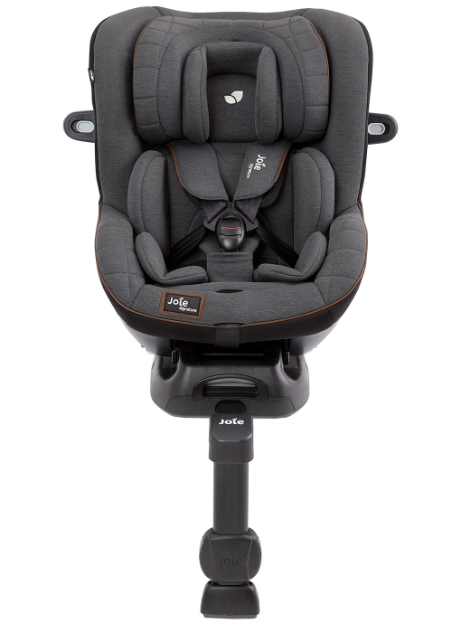Joie - Scaun auto rear facing I-Quest Signature Noir, nastere-105 cm 4