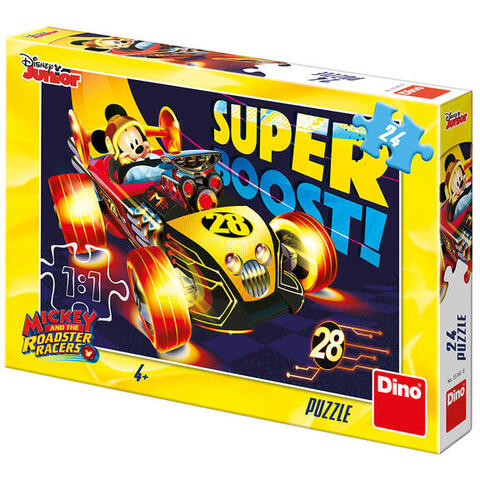 Puzzle - Clubul lui Mickey Mouse (24 piese) 0
