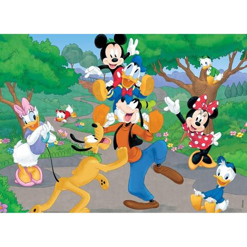 Puzzle Mickey Mouse (60 piese) [2]