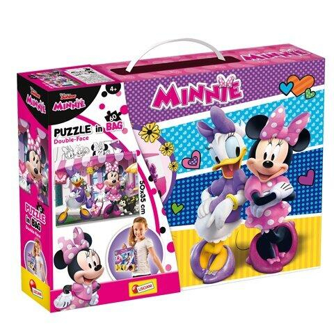 Puzzle Minnie Mouse (60 piese) [0]