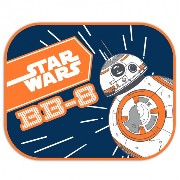Set 2 parasolare auto Star Wars - BB8 SEV9315 4
