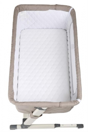 BabyGo - Patut co-sleeper 2 in 1 Together Beige6
