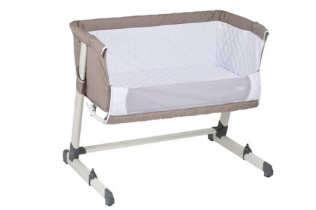 BabyGo - Patut co-sleeper 2 in 1 Together Beige2