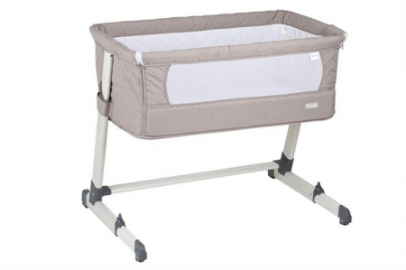 BabyGo - Patut co-sleeper 2 in 1 Together Beige1