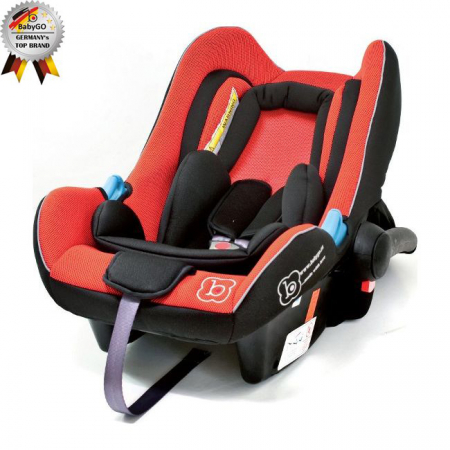 BabyGo - Scoica Auto Traveller Xp Red2