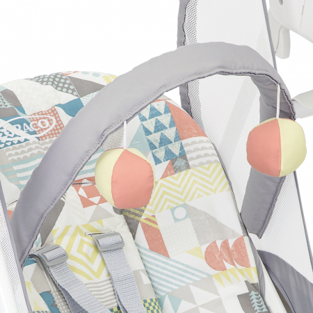 Balansoar Graco Baby Delight Patchwork [4]