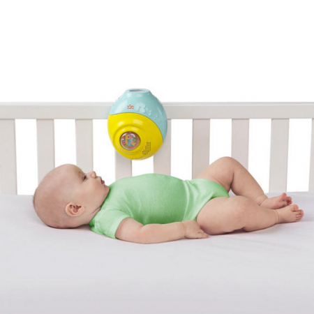 Bright Starts - Carusel Soothing Safari 2 In 1 Mobile1