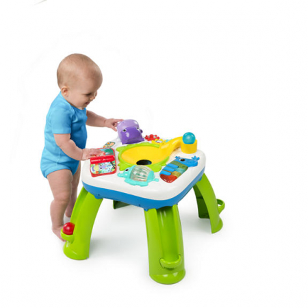 Bright Starts - Masuta de activitati Get Rollin Activity Table3