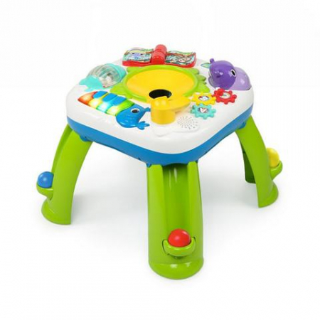 Bright Starts - Masuta de activitati Get Rollin Activity Table0