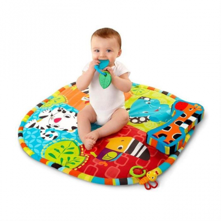 Bright Starts - Start Your Senses Salteluta Interactiva Spots & Stripes2