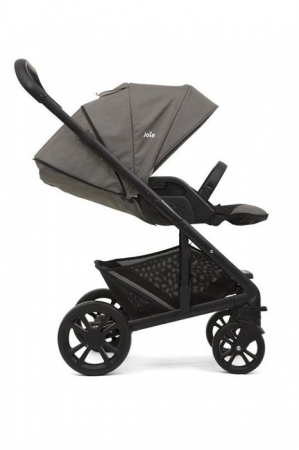 Joie -  Carucior multifunctional 2 in 1 Chrome Foggy Gray3