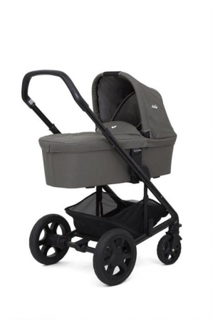 Joie -  Carucior multifunctional 2 in 1 Chrome Foggy Gray5