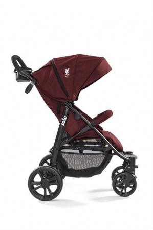 Joie - Carucior Multifunctional Litetrax 4 Flex Liverpool Red4