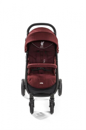 Joie - Carucior Multifunctional Litetrax 4 Flex Liverpool Red1