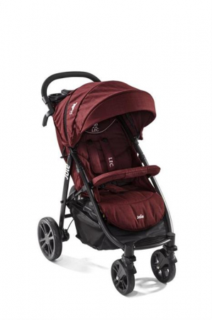 Joie - Carucior Multifunctional Litetrax 4 Flex Liverpool Red3