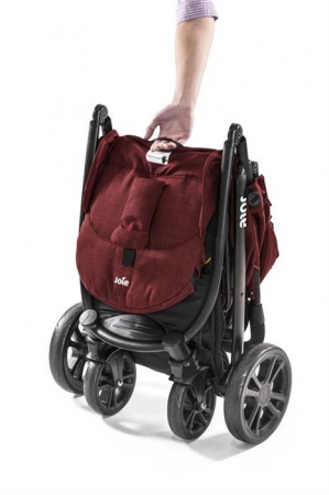 Joie - Carucior Multifunctional Litetrax 4 Flex Liverpool Red7