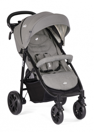 Joie - Carucior Multifunctional Litetrax 4 Gray Flannel0