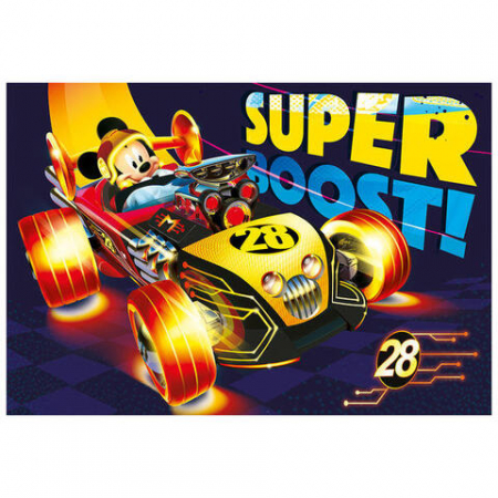 Puzzle - Clubul lui Mickey Mouse (24 piese)1