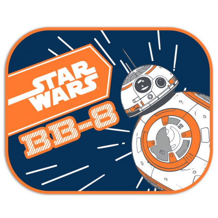 Set 2 parasolare auto Star Wars - BB8 SEV93154