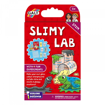 Set experimente - Slimy Lab2
