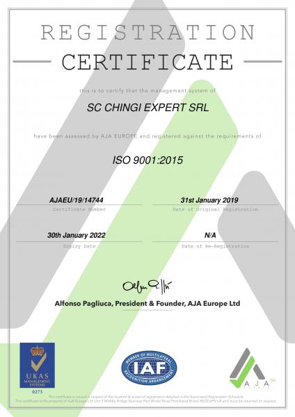 CHINGA INTERIOARA CU CLICHET FORTA 4M50 1