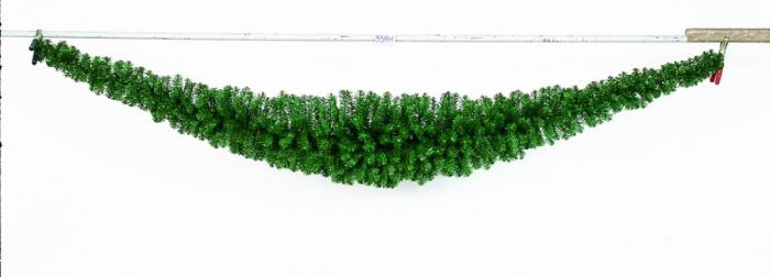 Ghirlanda Oliva verde diametru maxim 440mm 0
