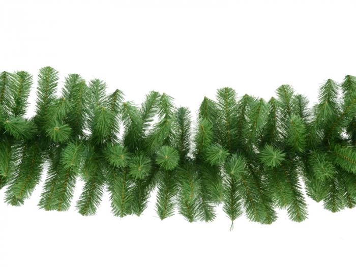 Ghirlanda Cosmos verde diametru 300 mm lungime 275cm cu 402 crengute [0]