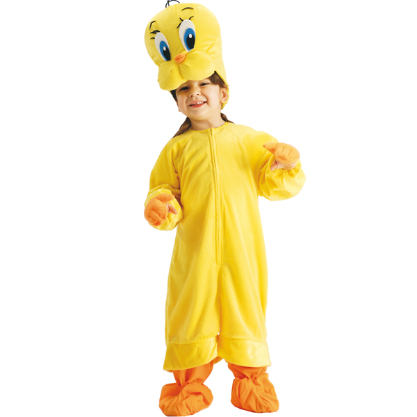 Costum Tweety copii 2-3 ani 0