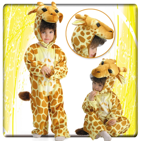 Costum girafa copii 1-2 ani [0]