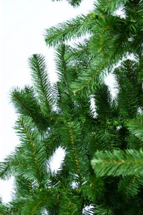 Brad Babbo Natale 360 cm verde 3