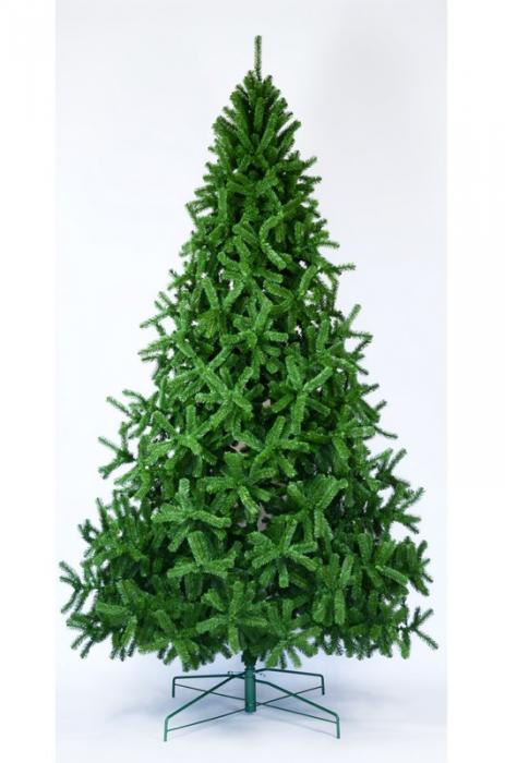 Brad Babbo Natale 360 cm verde 0