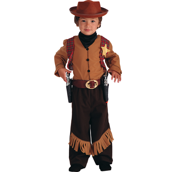 Costum Cowboy copii 2-3 ani 0