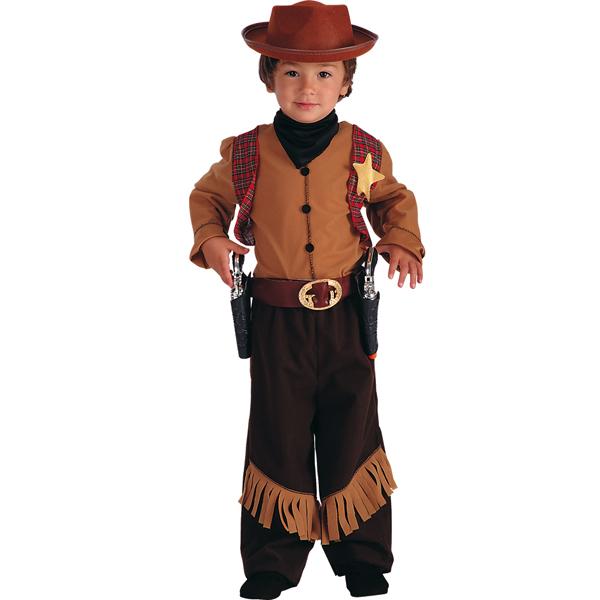 Costum Cowboy copii 6-7 ani [0]