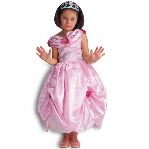 Costum Principesa Camelia fetite 6-7 ani [0]