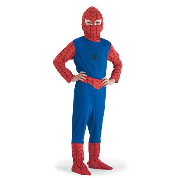 Costum Spider Boy copii 6-7 ani 0