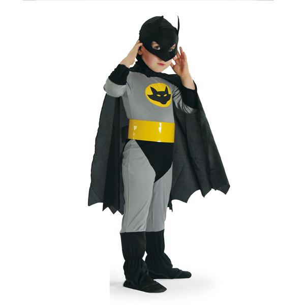 Costum Batboy copii 6-7 ani 0