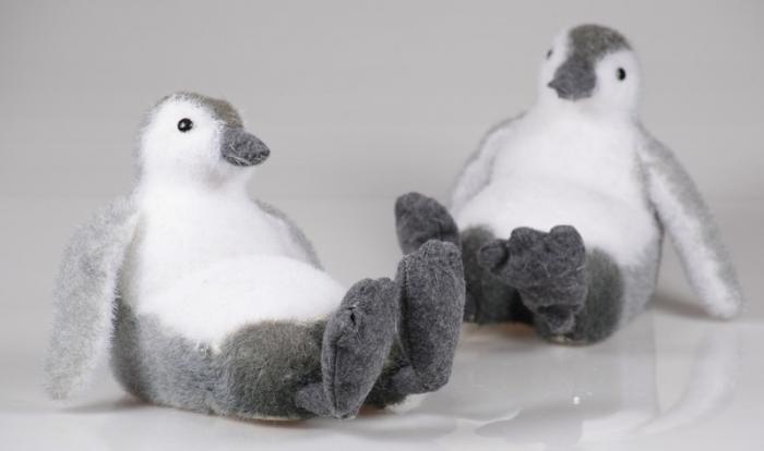 Figurina pinguin 25x30x21 cm 0