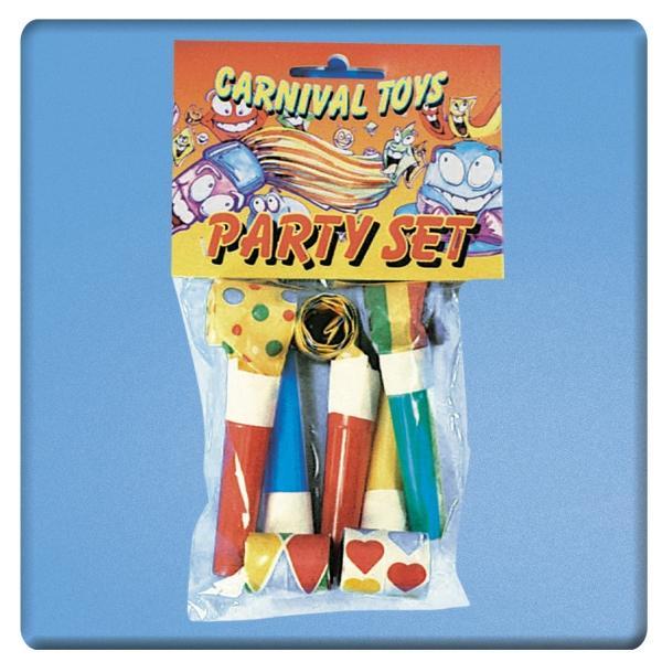 Set 5 trompete petrecere 0