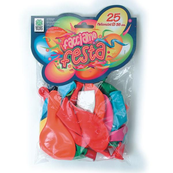 Set 25 baloane diametru 35cm [0]