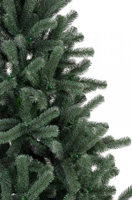 Brad artificial de Craciun Babbo Natale 180cm verde brinat [1]