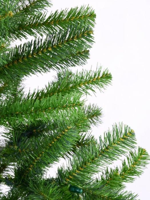 Brad artificial de Craciun Boscobello 200cm verde 3